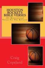 Houston Rockets Bible Verses