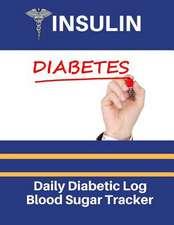 Insulin Daily Diabetic Log