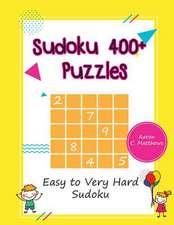 Sudoku 400+ Puzzles