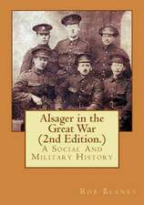 Alsager in the Great War (2nd Edition.)