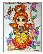 Lacy Sunshine's the Buggmees Coloring Book