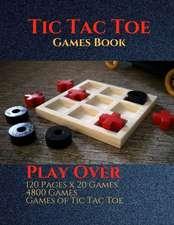 Tic Tac Toe Games Book