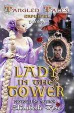 Lady in the Tower (Rapunzel)