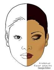 Makeup Face Charts Georgia Edition