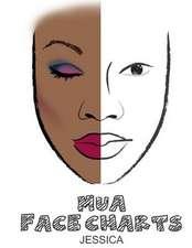 Mua Face Charts Jessica