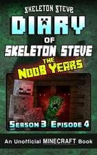 Diary of Minecraft Skeleton Steve the Noob Years - Season 3 Episode 4 (Book 16)