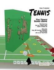 Tennis Board Game