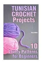 Tunisian Crochet Projects