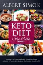 Keto Diet Slow Cooker Recipes