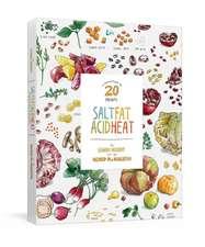 Salt, Fat, Acid, Heat A Collection of 20 Prints