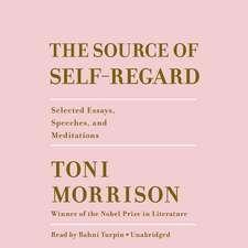The Source of Self-Regard Audiobook