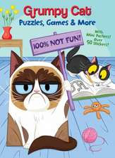 Grumpy Cat Puzzles, Games and More