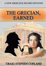 The Grecian Earned - Large Print
