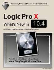 Logic Pro X - What's New in 10.4