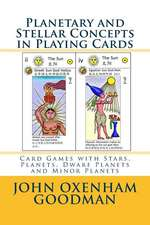Planetary and Stellar Concepts in Playing Cards