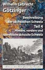 Beschreibung Der Sachsischen Schweiz - Teil 4