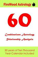 60 Combinations Astrology Relationship Analysis