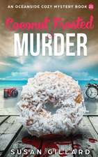 Coconut Frosted & Murder