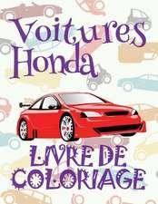 ✌ Voitures Honda ✎ Livre de Coloriage Voitures ✎ Livre de Coloriage 9 ANS ✍ Livre de Coloriage Enfant 9 ANS