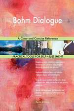 Bohm Dialogue