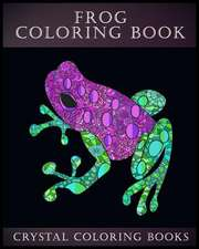 Frog Coloring Book