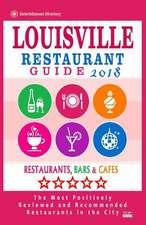 Louisville Restaurant Guide 2018