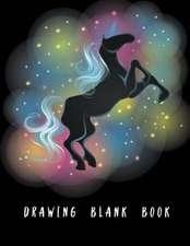 Drawing Blank Book