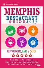 Memphis Restaurant Guide 2019
