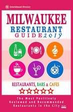 Milwaukee Restaurant Guide 2019