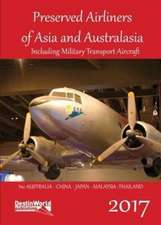 Preserved Airliners of Asia & Australasia