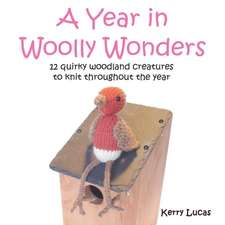 A Year in Woolly Wonders