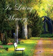In Loving Memory Funeral Guest Book, Celebration of Life, Wake, Loss, Memorial Service, Condolence Book, Church, Funeral Home, Thoughts and In Memory
