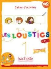 Les Loustics:  Niveau 1 Cahier D'Activites En Couleurs + CD Audio