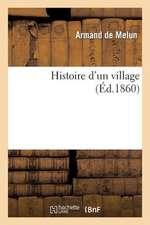 Histoire D'Un Village