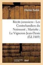 Recits Jurassiens