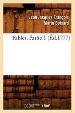 Fables. Partie 1 (Ed.1777)