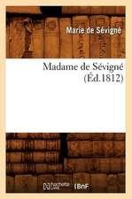 Madame de Sevigne (Ed.1812)