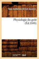 Physiologie Du Got