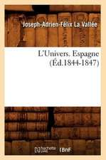 L'Univers. Espagne (Ed.1844-1847)