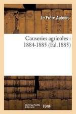 Causeries Agricoles