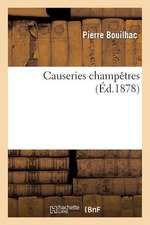 Causeries Champetres