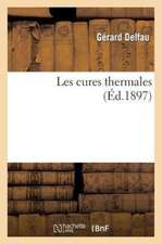 Les Cures Thermales