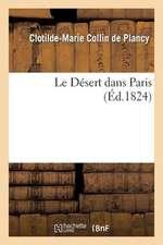 Le Desert Dans Paris