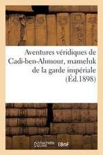 Aventures Veridiques de Cadi-Ben-Ahmour, Mameluk de La Garde Imperiale