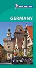 Michelin Green Guide Germany:  Italy Road Atlas