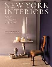New York Interiors:  Bold, Elegant, Refined