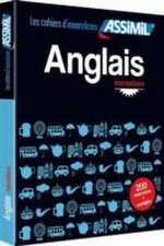 Cahier d'exercices Anglais 2 - intermediaire