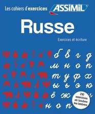 Russe: Coffret de Cahiers