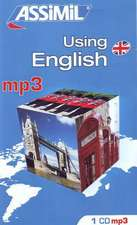 Using English mp3: Perfectionnement Anglais Mp3 (1CD mp3)