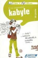 Kabyle Kit De Conversation